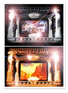 Дизайн-проект концертной площадки