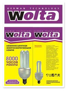 Дизайн упаковки для немецкой компании Wolta