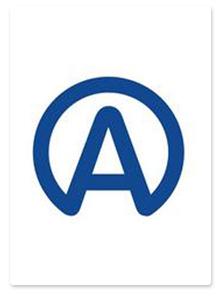 Дизайн знака и фирменного стиля для компании Аура