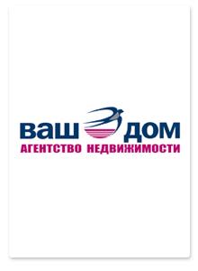 Дизайн сайта для агентства недвижимости ВАШ ДОМ