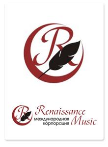 Брендированная web страница для Renaissance Music