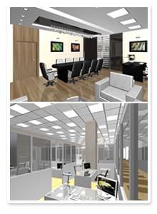 Дизайн-проект офиса компании Энергобаланс