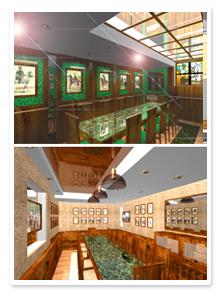 Проект интерьера ресторана_10