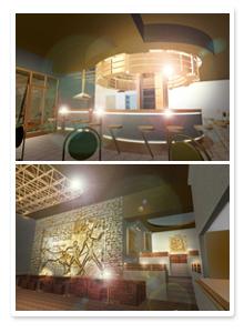 Проект интерьера ресторана_11