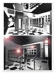 Дизайн-проект интерьера бутика