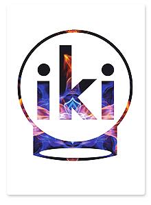 Рекламная брошюра для дистрибьютора печей IKI