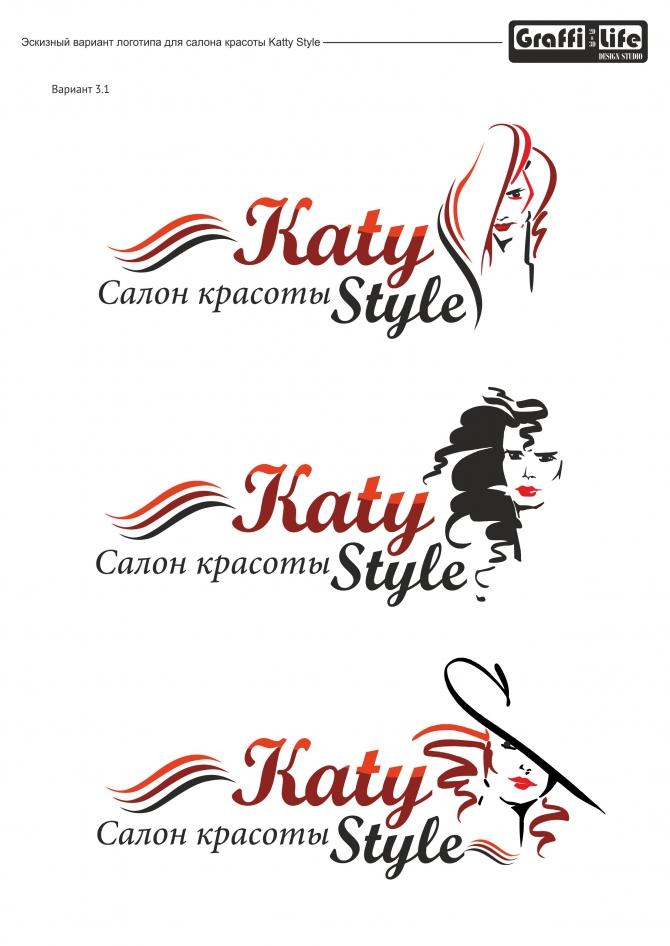 Фирменный стиль и сайт для салона красоты